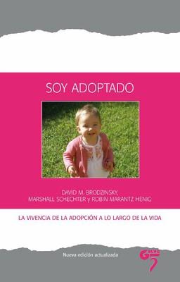 soy adoptado libro